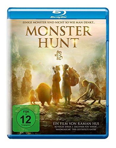 Monster Hunt 2D (Blu-Ray)