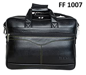 Synthetic Leather 16 inches Easies Executive Office Bag