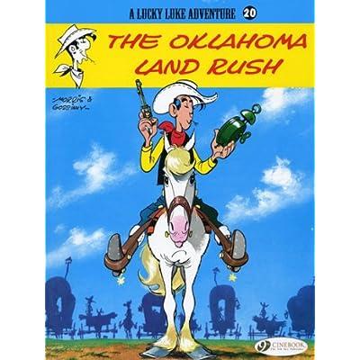 Lucky Luke - tome 20 The Oklahoma Land Rush (20)