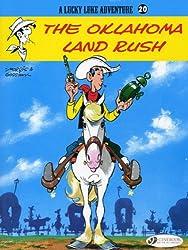 A Lucky Luke Adventure, Tome 20 : The Oklahoma Land Rush