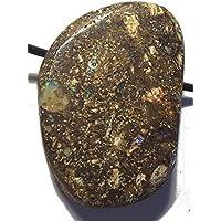 KRIO® - Boulderopal - Opal - Yowahopal Anhänger gebohrt preisvergleich bei billige-tabletten.eu