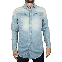 G-Star - Camicia casual Classico,