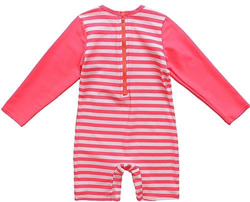 CharmLeaks-Baby-Einteiler-Badeanzug-fr-Sugling-Kinder-mit-Streifen-UV-Schutz-50-Von-3-Monate-Bis-3-Jahre-Alt