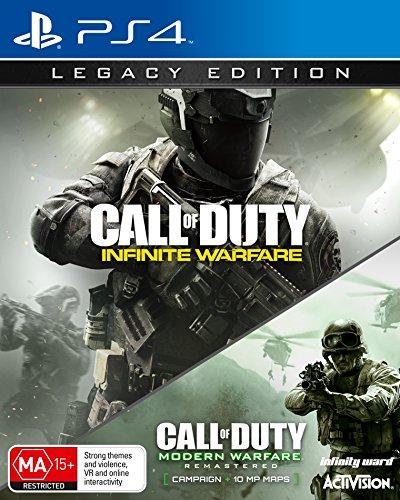 Call of Duty : Infinite Warfare - Legacy Edition (PS4) (with free DLC - COD : Modern Warfare Remastered)