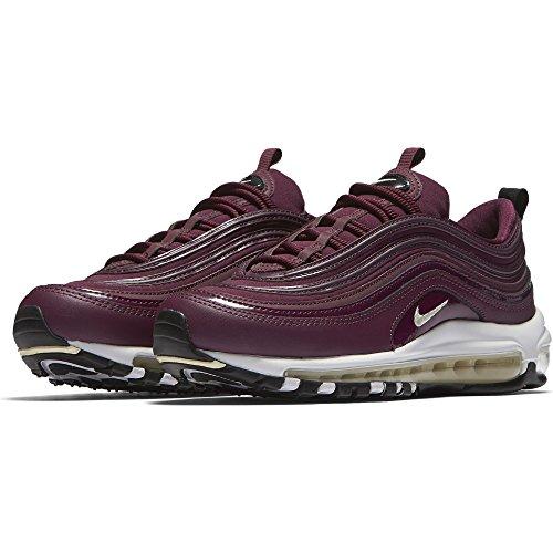 """Nike Air Max 97 Premium """"Bordeaux"""" Retro, Chaussures de Course Pour Femmes"""