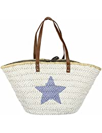 Antonio Beach Bag Blanc