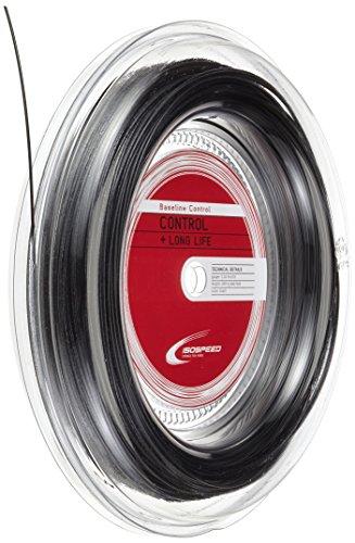 Preisvergleich Produktbild ISOSPEED Tennissaite Baseline Control Long Life,  200 m,  3016