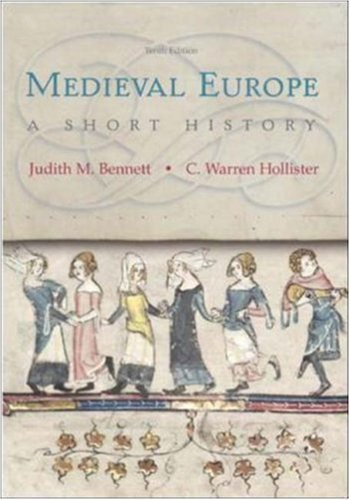 medieval-europe-a-short-history-by-hollister-c-warren-published-by-mcgraw-hill-humanities-social-sci