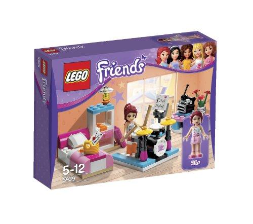 LEGO Friends 3939 - Juego de construcción de la habitación de Mia