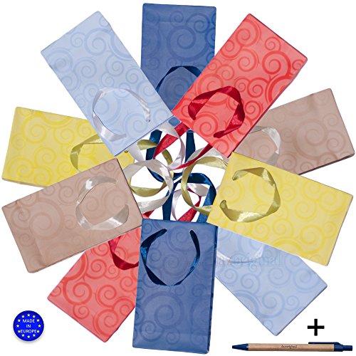 dazoriginal-moyen10-sacs-cadeaux-papier-de-couleur-sacs-en-papier-qualite-premium-avec-poignees-sacs