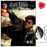 Die Harry Potter Instrumental Solos für Flöte - Selections from the Complete Film Series enthält erstmalig eine Sammlung aus allen acht Filmen des Harry Potter Epos - Sammelband mit CD und bunter herzförmiger Notenklammer