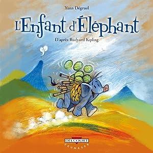 """Afficher """"L'Enfant d'éléphant"""""""