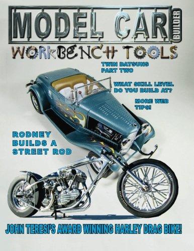 Model Car Builder No. 24: How To's, Tips, Tricks, and Feature Cars!: Volume 3 por Roy R. Sorenson