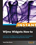 Instant Wijmo Widgets How-to