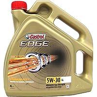 Castrol Edge 5â W30â 100% synthétique Titanium Nouvelle Version 5L