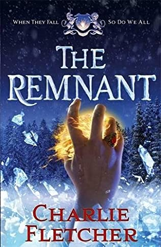 Image result for The Remnant by Charlie Fletcher
