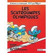 Les Schtroumpfs olympiques, tome 11