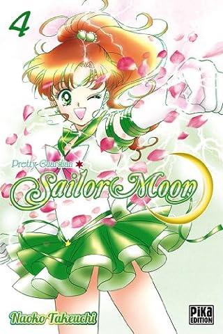 Sailor Moon - Pretty Guardian Vol.4