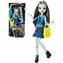 MONSTER HIGH Poupée - Monster Étudiant Frankie Stein