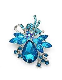 81fb1bf82970 Puntadas de arco de piedra acrílica transparente de cristal y rojo azul en  varios colores