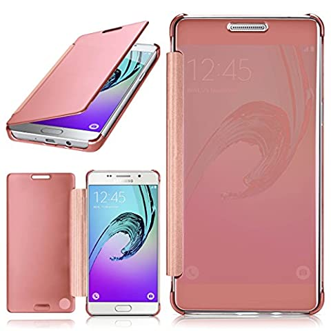 Samsung Galaxy A5 (2016) Hülle Transparent TPU [OneFlow Void Cover]