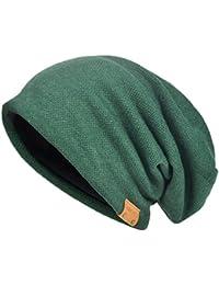 d3045f7a189 VECRY Men s Cotton Beanie Slouch Skull Cap Long Baggy Hip-Hop Winter Summer  Hat