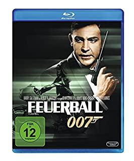James Bond - Feuerball [Blu-ray]