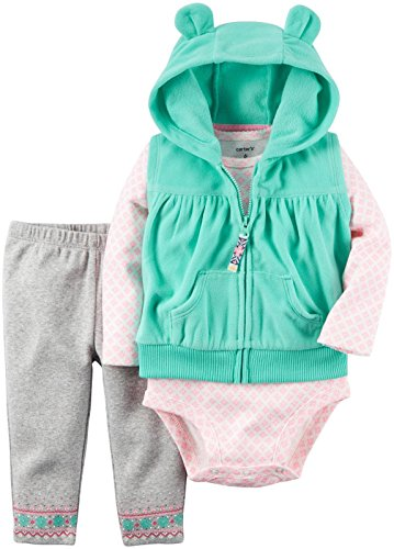 carters-baby-girls-kleinkinder-3-piece-jacke-hosen-bodysuit-set