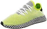 adidas Deerupt Runner Herren Sneaker Grün 43 1/3