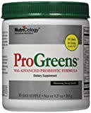 Allergy Research Group, Nutricology, Progreens with Advanced Probiotic Formula, 265G
