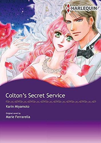 COLTON'S SECRET SERVICE (Harlequin comics)