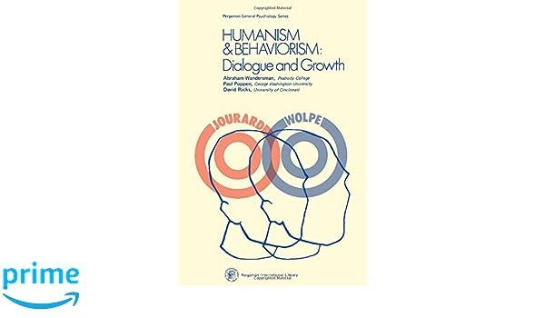 humanism and behaviorism