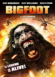 Bigfoot [DVD] [Region 1] [US Import] [NTSC]