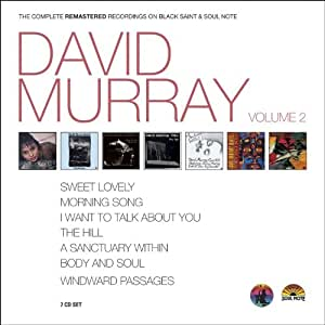 David Murray - The Complete Remastered Recordings On Black Saint & Soul Note Vol.2