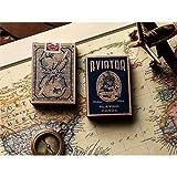 Mazzo di carte AVIATOR® Heritage Edition by Dan and Dave - Mazzi di Carte da gioco - Giochi di Prestigio e Magia