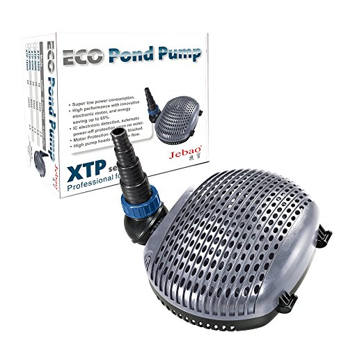 Jebao XTP-3500 Compact Super Eco Energy Saving Submersible Dirty Water Filter Pump 3500L/H GS/CE approved