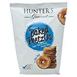 Hunter Foods Baked Pretzos with Sea Salt, 180 Grams