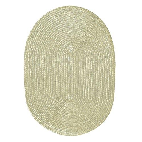 Tischsets Platzsets MARRAKESCH OVAL / im 4er-Set / 29x44 cm / beige