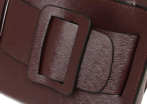 Borsa In Pelle Autunno Ms. Brown
