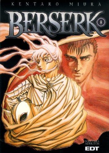 Berserk 8 (Seinen Manga) por Kentaro Miura