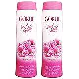 Gokul Secret Garden Talc 300g (Pack of 2...