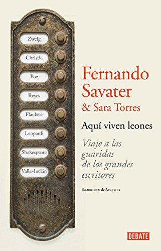 Aquí viven leones por Fernando Savater