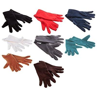 Earbags Glooove Fleece Futter Winter Handschuhe Warm Weich Leicht Kinder Damen Herren Glove von earbags bei Outdoor Shop