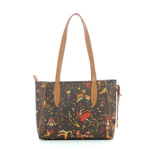 Tote Bag Magic Circus CUOIO VACCH