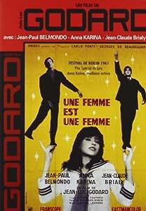 Une Femme Est une Femme - DVD
