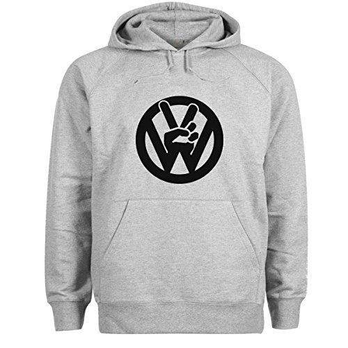 vw-volkswagen-peace-fingers-cool-sketch-friendly-bees-gris-sweat-a-capucha-unisex-medium