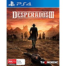 Desperados 3 (Playstation 4) [PEGI-AT]