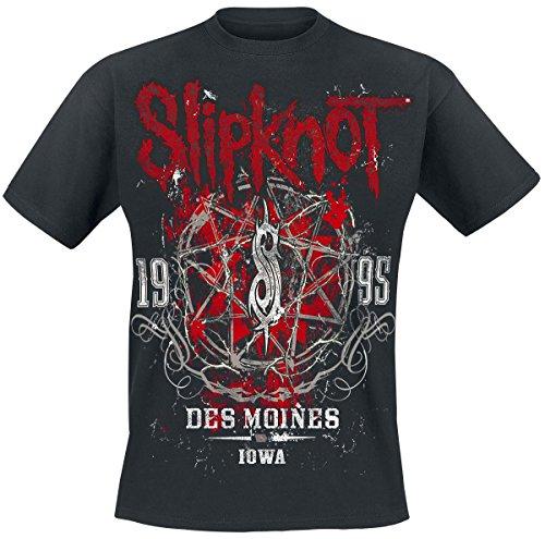 Slipknot Iowa Star T-Shirt nero M