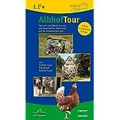 Albhof-Tour. Landleben mit dem Fahrrad und zu Fuß erfahren und genießen. Bauernhof-Erlebnistouren zwischen St. Johann und Zwiefalten