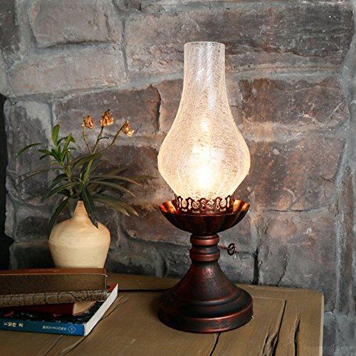 Preisvergleich Produktbild GFEI vintage retro - lampe kerosin / schlafzimmer mit lampe / light / kreative chinesischer nostalgie studie dekorative leuchten, b